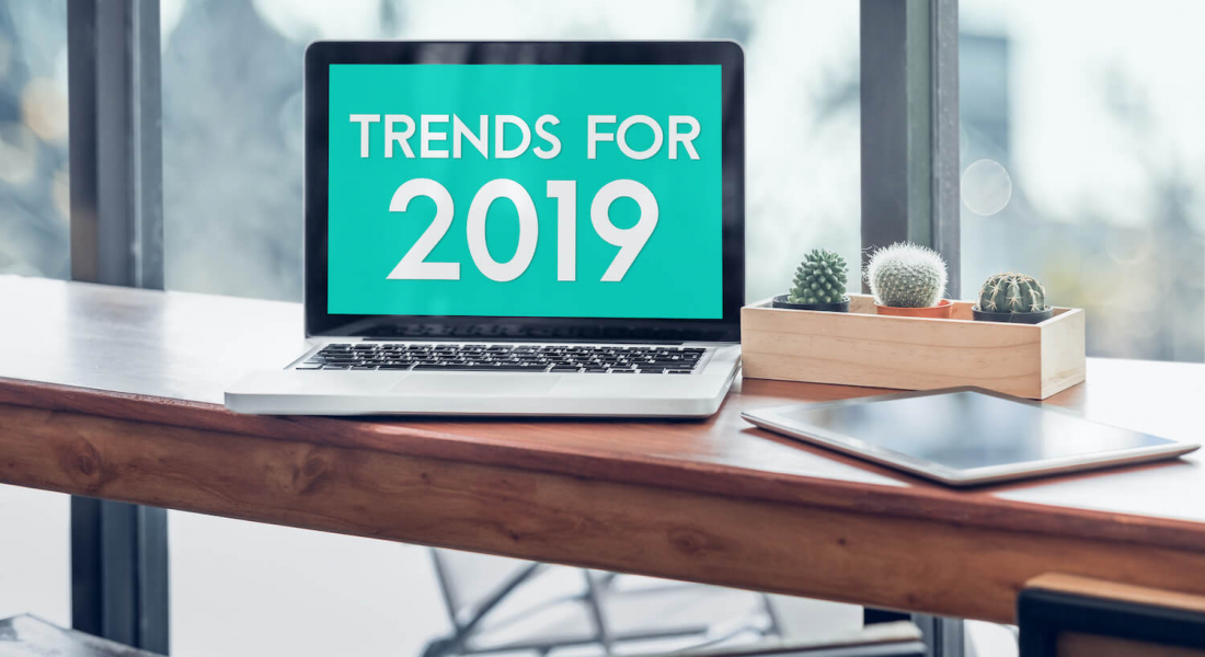 20 Web Design Trends for 2019 and Beyond